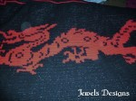 HAND CROCHETED CHINESE DRAGON BLANKET GIVE-AWAY!